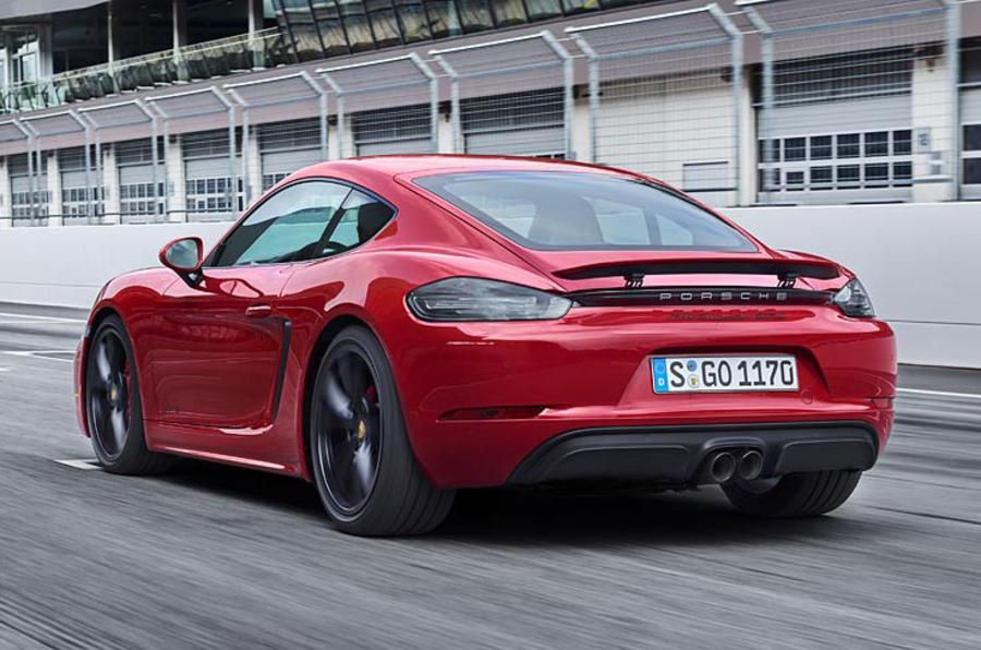 Porsche 718 Cayman T: lo veremos en 2019