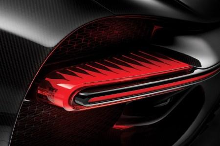 Bugatti Chiron Sport: Mantiene la potencia, pero se pone a dieta