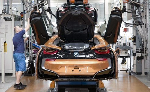 El BMW i8 Roadster comienza su producción: Desde 160.200 euros