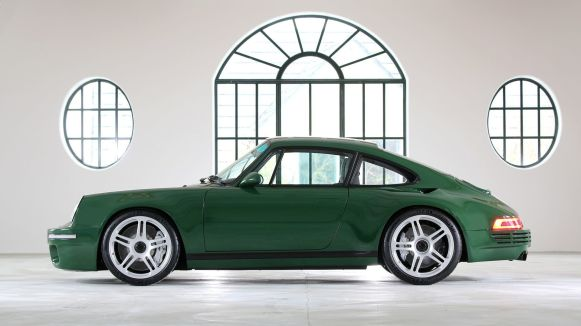 RUF SCR 2018: Aunque te lo parezca, no es un Porsche 911