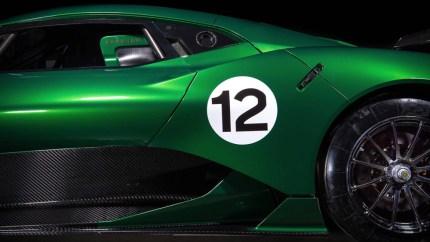 Brabham BT62: La bestia de circuito con 700 CV y menos de 1000 kg