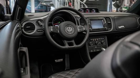 El Volkswagen Beetle Cabrio de ABT se transforma por completo: Así luce ahora esta unidad personalizada