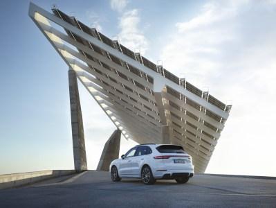 Porsche Cayenne E-Hybrid 2018: ¿Quién necesita diésel con sus 462 CV?