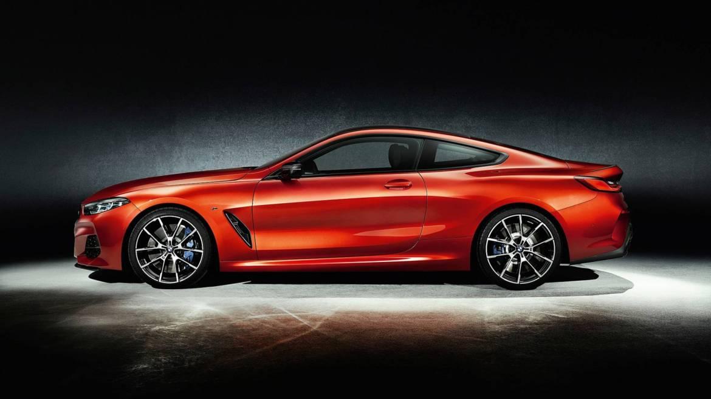 ¡Al descubierto! BMW Serie 8 Gran Coupé, aquí lo tenemos