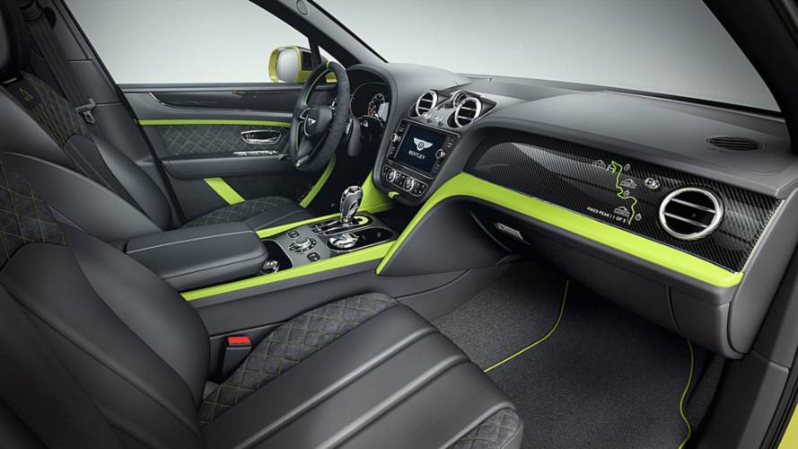 El Bentley Bentayga se corona como el SUV más rápido de Pikes Peak