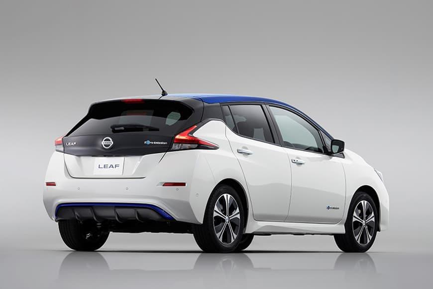 El nuevo Nissan LEAF es un éxito en Europa: 37.000 unidades vendidas