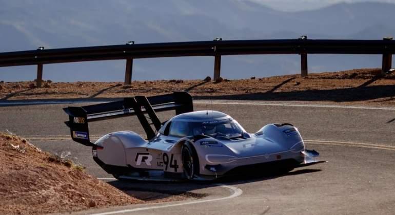El Volkswagen I.D. R Pikes Peak ha pulverizado el récord de Pikes Peak