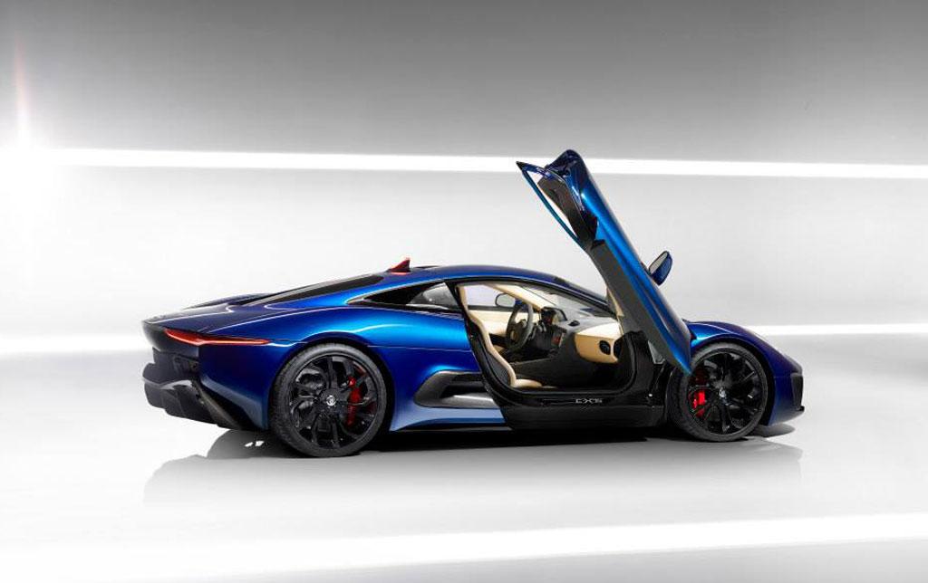 Jaguar dará vida a un superdeportivo eléctrico, ¡primera información!