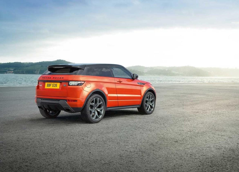 No te pillará desprevenido: El Range Rover Evoque Coupé cesa su producción