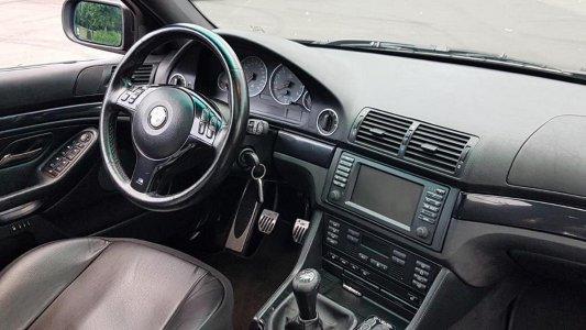 Alguien ha transformado estéticamente un BMW M5 E39 en un BMW M5 E60