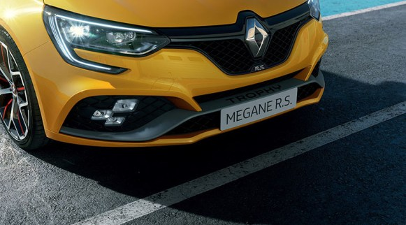El Renault Mégane RS Trophy ya es oficial: 300 CV y chasis Cup