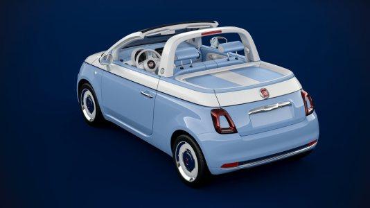 Fiat 500 Spiaggina 58: Homenaje al 500 original