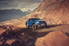 Así será el Ford Ranger Raptor de 213 CV que veremos en Europa: ¡El más extremo!
