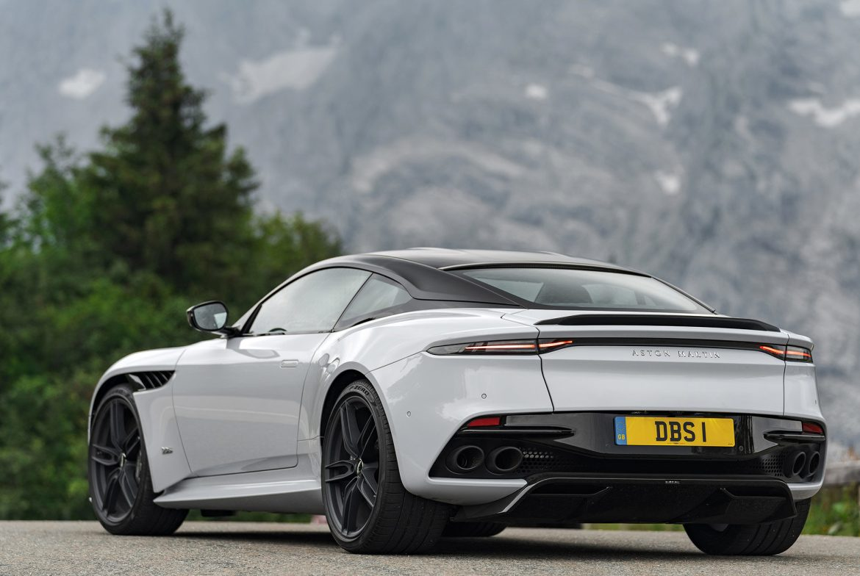 Aston Martin DBS Superleggera AMR: lo veremos en 2020, ¡prepárate!