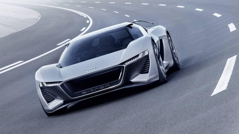 Audi Sport e-tron GT: directo a Los Ángeles