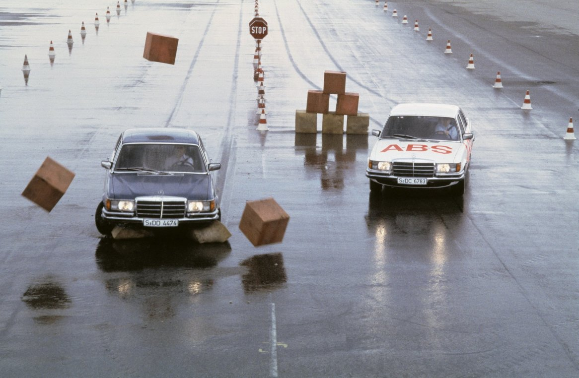 El sistema de frenos antibloqueo ABS cumple 40 años ¿Cómo empezó?