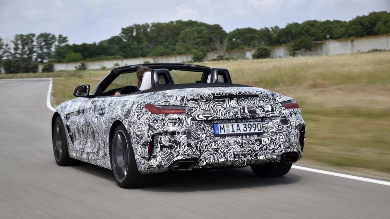 Malas noticias: No habrá un BMW Z4 M (al menos, de momento)
