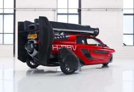 ¿Quieres comprar el coche volador en España? Ya puedes hacerlo, aunque cuesta 500.000 euros