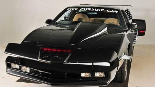 ¿Quieres una de las tres unidades de KITT (el coche fantástico)? Está a la venta