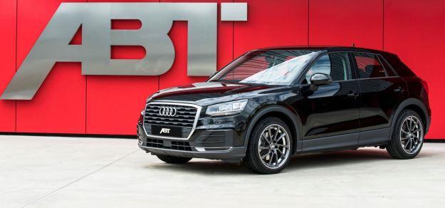 ABT también le mete un chute de potencia al Audi Q2