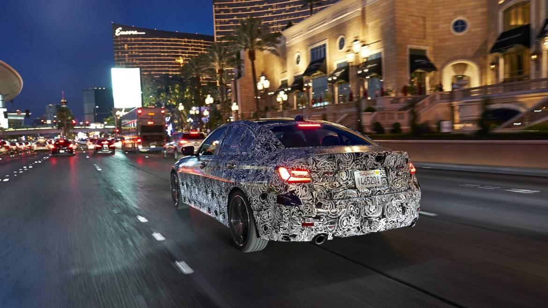 Así es el nuevo BMW Serie 3: primer anticipo oficial