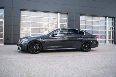 El BMW M5 (F30) de G-Power tiene 800 CV y alcanza los 100 km/h en menos de 3 segundos