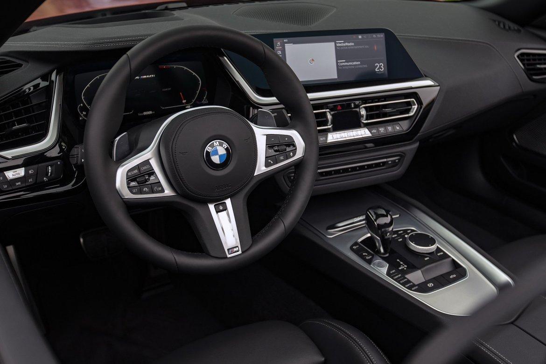 El nuevo BMW Z4 no contará con caja de cambios manual... de momento