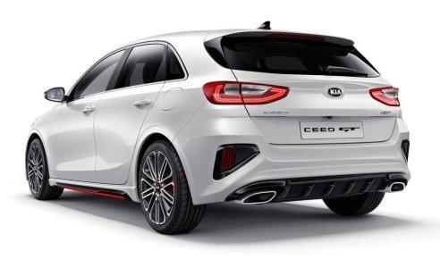 Kia Ceed GT 2019: Opción coreana con 204 CV