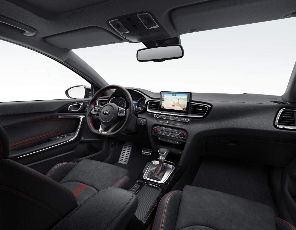 Kia Ceed GT 2019 Opción coreana con 204 CV