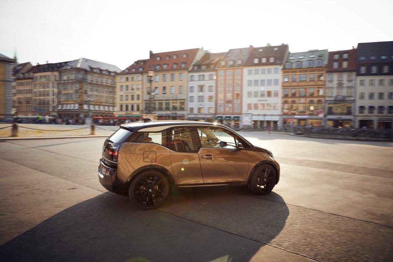 Más autonomía para el BMW i3 gracias a una nueva batería de mayor capacidad
