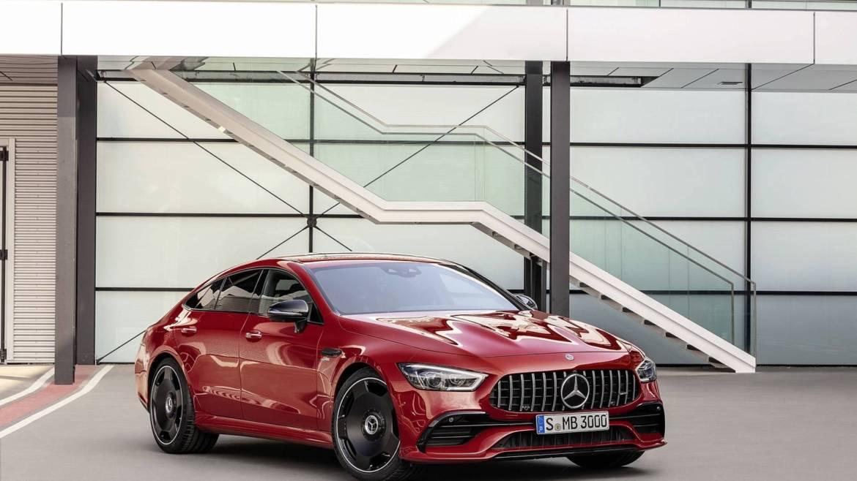 Mercedes-AMG GT 43 4 puertas: debut con seis cilindros por bandera