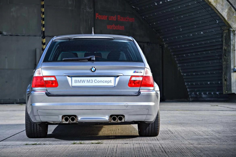 BMW podría lanzar por primera vez en su historia un M3 Touring