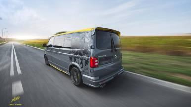 Carlex Design le da un punto de vista diferente a la Volkswagen T6