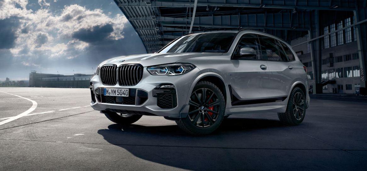 El nuevo BMW X5 se viste con piezas de M Performance: Llantas y fibra de carbono