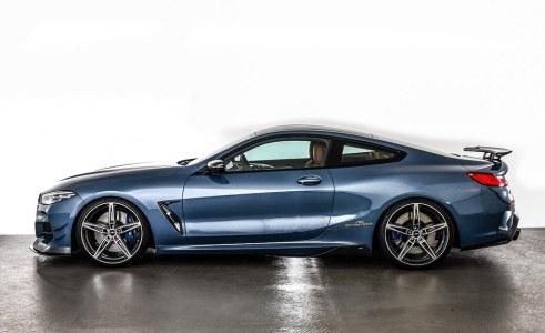 AC Schnitzer le da un toque más agresivo al BMW Serie 8: ¿Acercamiento al BMW M8?