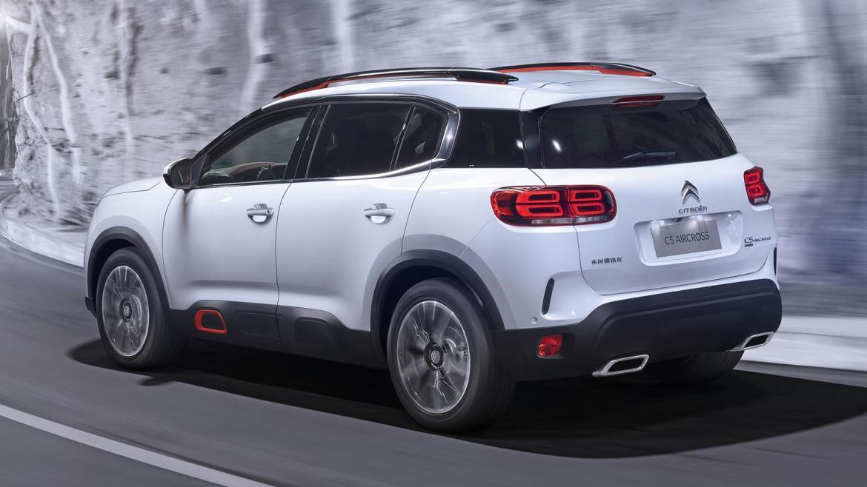 Así queda la gama del Citroën C5 Aircross: Precios y equipamiento