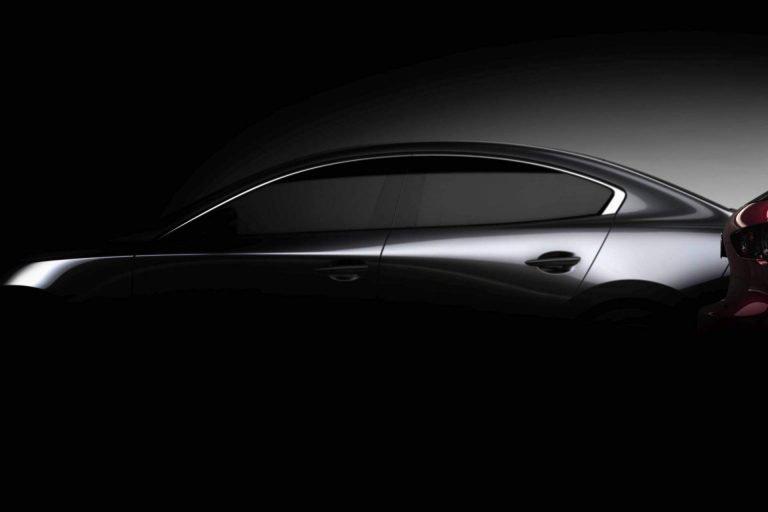El nuevo Mazda3 2019, anticipado: Lo veremos en Los Ángeles