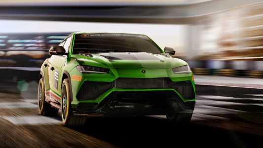 Lamborghini Urus ST-X Concept: Un SUV con vocación de competición