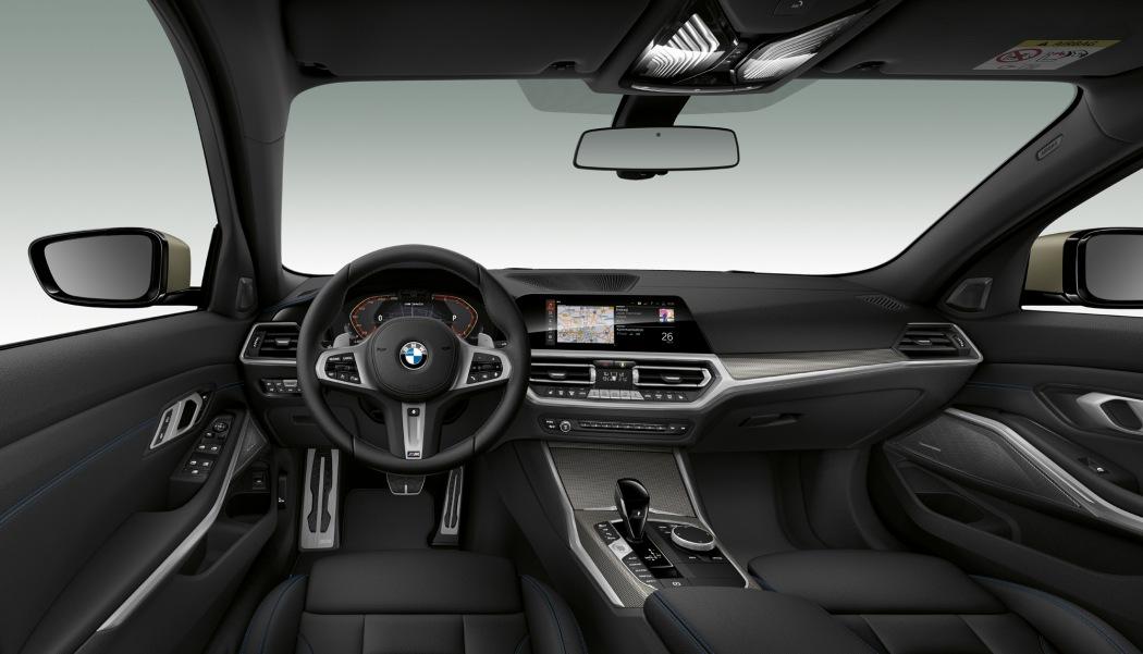 Oficial: BMW M340i, primeros datos e imágenes