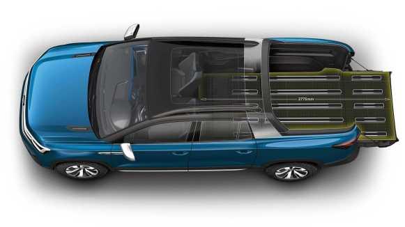 Volkswagen Tarok Concept: Un anticipo de lo que prepara VW para Brasil