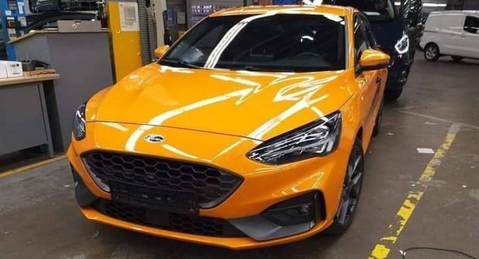 El Ford Focus ST 2019 se filtra antes de tiempo desde un concesionario oficial europeo
