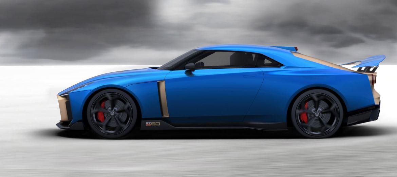 Nissan producirá el GT-R50, pero necesitarás 990.000 euros para hacerte con uno