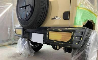 Wald International también cambia radicalmente al Suzuki Jimny