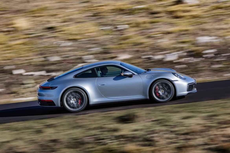 El Porsche 911 híbrido llegará pronto: nuevos detalles