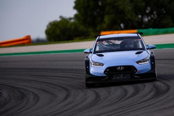 Hyundai Veloster N TCR: El nuevo carreras-cliente de Hyundai para su ofensiva mundial