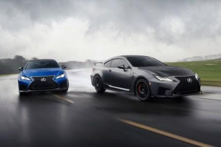 Lexus RC F Track Edition 2019: A por el BMW M4 CS