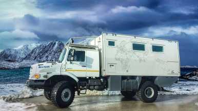 Pure 5000 Zetros de Action Mobil: Llévate la casa a cuestas allá donde desees
