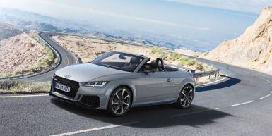 Audi TT RS 2019: La variante más deportiva también se actualiza