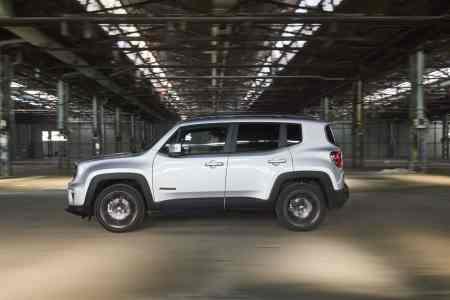 """El Jeep Renegade """"S"""" saca el lado más Sport del modelo"""