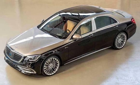 Hofele Ultimate S: El Mercedes Clase S que pasa a ser más exclusivo
